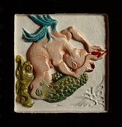 Extinct And Mythical Reliefs - Gift by Anastasiya Verbik