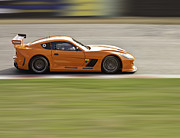 Gt3 Prints - Ginetta G55 Print by Nigel Jones