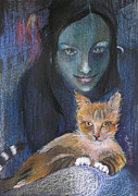 Alicja Coe - Ginger Cat