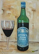 Toast Originals - Ginger Wine by Kenneth Harris