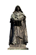 Art Sculpture Prints - Giordano Bruno Print by Fabrizio Troiani