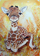 Ashleigh Dyan Bayer - Giraffe I am Your Friend...