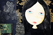 Melinda Etzold - Girl in Black
