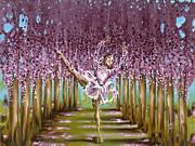 Blossom Print by Karina Llergo Salto