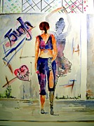 Goals Originals - Girl With Grit by Sandy Ryan