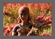 Santosh Jaiswal - Girld in field