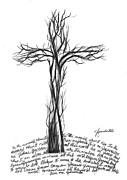 Forgiveness Drawings - Give Me Jesus by J Ferwerda