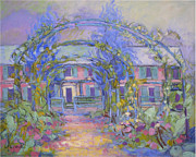 Giverny Art - Giverny II by Dorothy Fagan