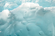 All - Glacier Ice Blue Ice Close Up by Tom Wurl
