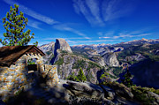 Half Dome Photos - Glacier Point Yosemite National Park by Scott McGuire