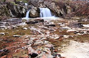 Adam Jewell - Glacier Red Rock Falls