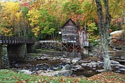 Daniel Behm - Glade Creek Grist Mill...
