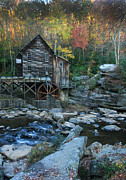 Scott Cunningham - Glade Creek Mill Portrait