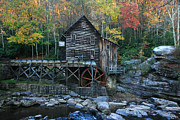 Scott Cunningham - Glade Creek Mill