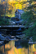 Scott Cunningham - Glade Creek Mill Sunrise