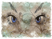 Concept Drawings - Glamor Eyes by Mountain Dreams