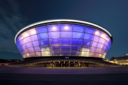 Photo Scotland - Glasgow Hydro Arena