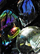 69 Photos - Glass Abstract 69 by Sarah Loft