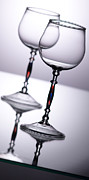 Food Glass Art - Glassy twins by Mareike Forcher