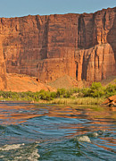 Gail Maloney Prints - Glen Canyon  Page AZ Print by Gail Maloney