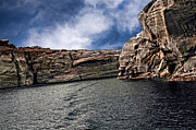 Vermillion Cliffs Prints - Glen Canyon Print by Tom Prendergast