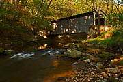 Michael Porchik - Glen Hope Covered Bridge