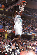 Dunk Photos - Glen Rice Poster by Sanely Great