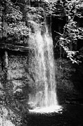 Republic Prints - Glencar waterfall county Leitrim Print by Joe Fox