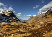 S1 Photos - Glencoe Valley by Davy Nelson