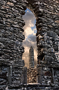 Derek Smyth - Glendalough Round Tower