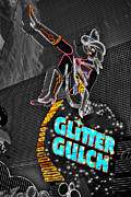 Glitter Gulch Photos - Glitter Gulch  by Rob Hawkins