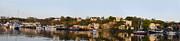David Gordon - Gloucester Harbor Panorama I