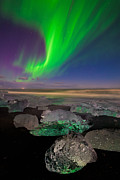 Mike Berenson - Glowing Gems Of Iceland