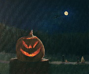 Patrick ODriscoll - Glowing Pumpkin...