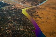 Jenny Rainbow - Glowing River. Rainbow Earth