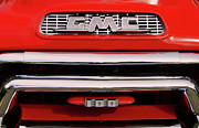 Gmc Framed Prints - Gmc Framed Print by Paul  Wilford