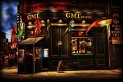 Singles Framed Prints - GMT Tavern Framed Print by Lee Dos Santos