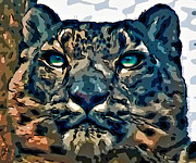 Feline Digital Art - Go Ahead...Make My Day 2 by Steve Harrington