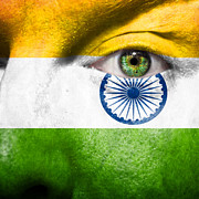 Go India Print by Semmick Photo