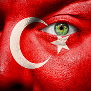 Make-up Posters - Go Turkey Poster by Semmick Photo