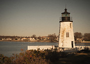 All - Goat Island Lighthouse by John and Lisa Strazza