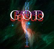 God Is Print by Mark Behrens