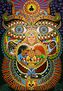 Chris Dyer Framed Prints - God of Healing Framed Print by Chris Dyer