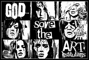Dany  Lison - God Save The Art...