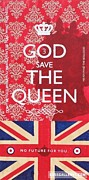 Johnny Rotten Painting Originals - God Save The Queen by Shani Goss