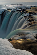 Mike Berenson - Godafoss Golden Winter...