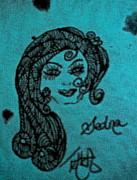 Goddess Archetype Sedna Print by Lady Picasso Tetka Rhu