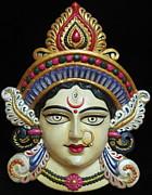 Goddess Durga Print by Sayali Mahajan