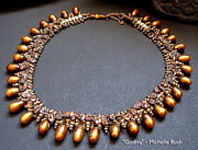 Special Necklace Jewelry - Godiva by Michelle Bush