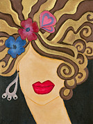 Earring Originals - Godiva  by Shanii Renay